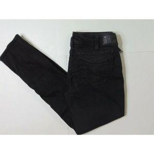 Silver Jeans 32x31 Black Jeans Suki Mid Skinny